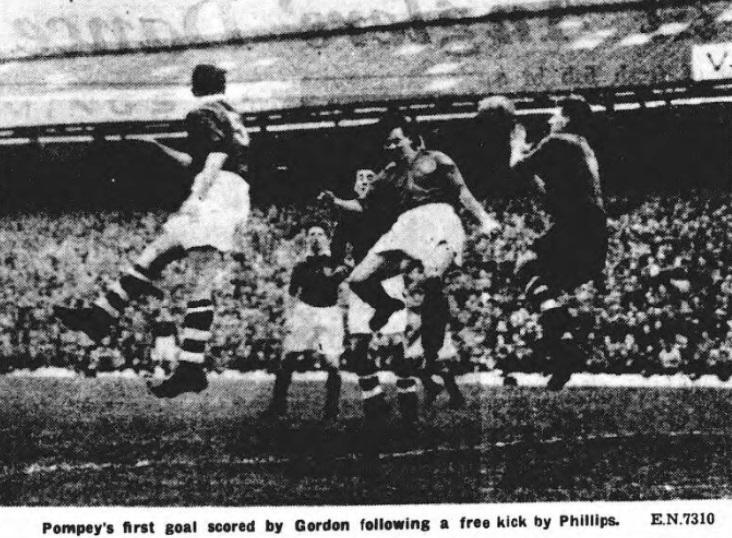 1953 Pompey v LFC image
