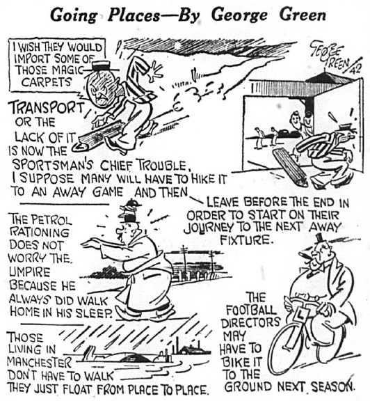 1942 Going places George Green