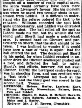 1942 LFC v Chester May Observer 2