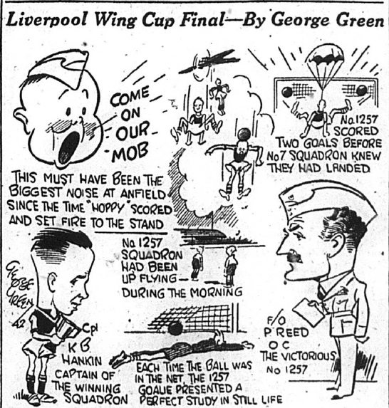 1942 sketch wing cup final