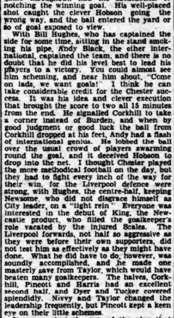 1944 Chester v LFC December Observer 2