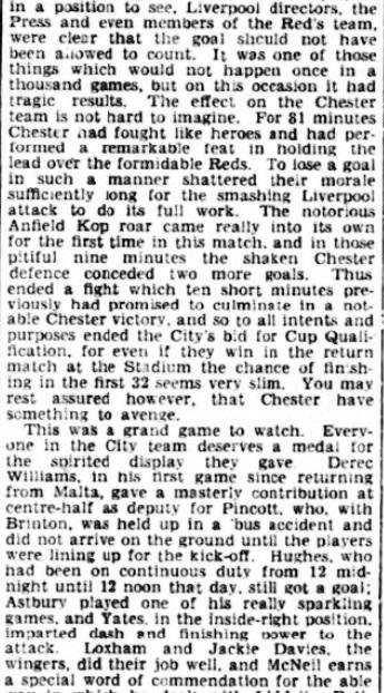 1944 LFC v Chester February 1944 Observer 2