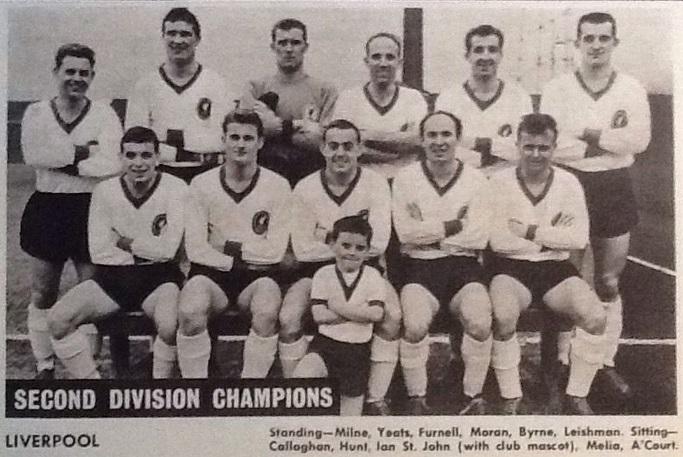 1961 LFC team picture