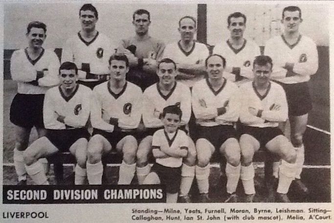 1961 LFC team picture