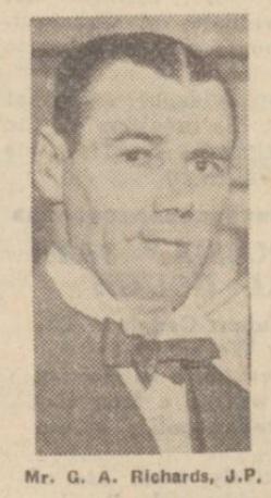 George Richards 1940