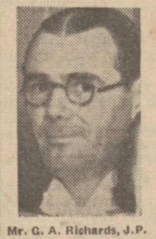 George Richards 1941