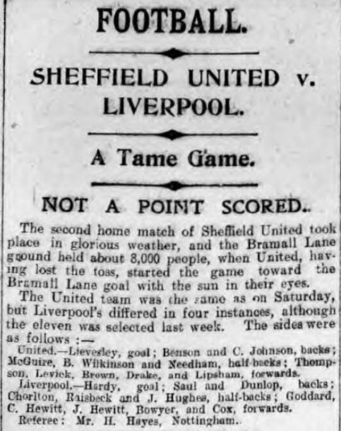 1907 Sheffield United v Liverpool 1