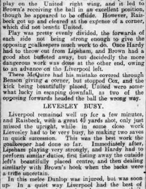 1907 Sheffield United v Liverpool 3