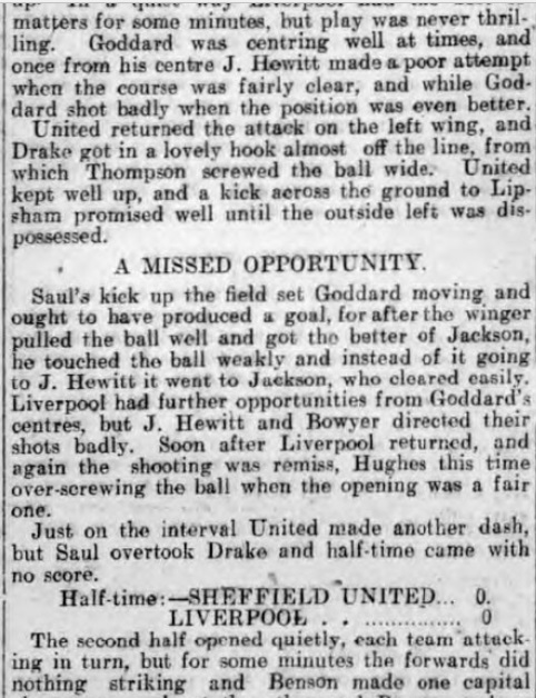 1907 Sheffield United v Liverpool 4