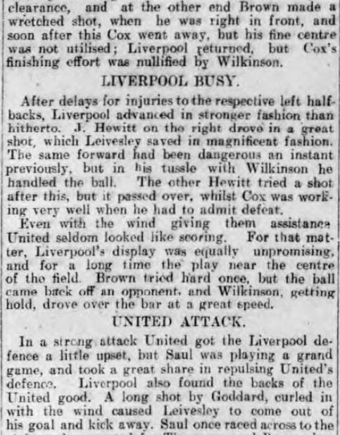 1907 Sheffield United v Liverpool 5