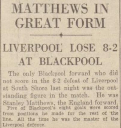 1942 Blackpool v LFC May 1