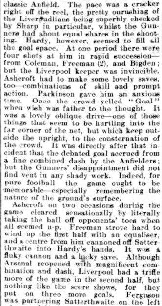 1907 Liverpool v Woolwich report 2