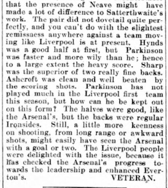 1907 Liverpool v Woolwich report 4