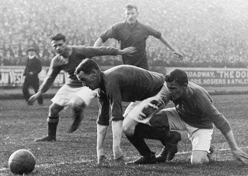 1913 Chelsea v LFC Bobby Crawford