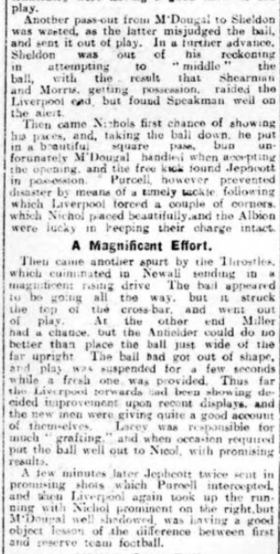 1914 WBA v Liverpool Daily Post 3