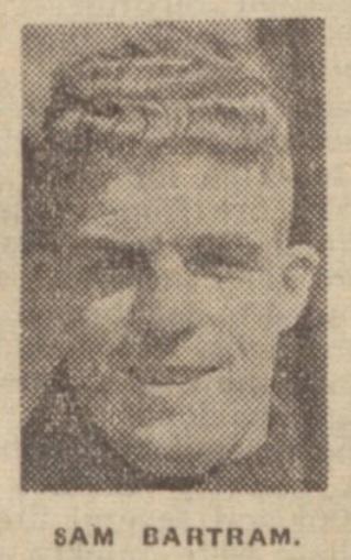 1940 Sam Bartram
