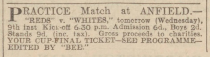 advertisement-practice-match-anfield-liverpool-8-aug-1939