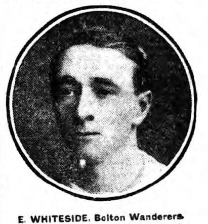 ernie-whiteside-bolton-wanderers-25-dec-1911-athletic-news