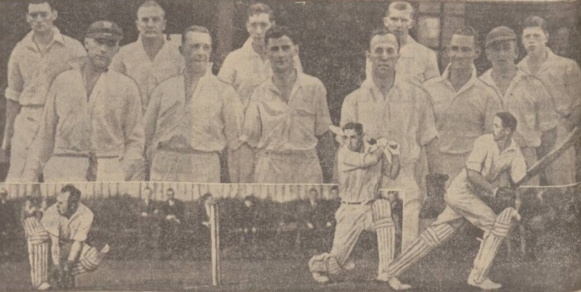 footballers-at-cricket-15-aug-1939-evening-express