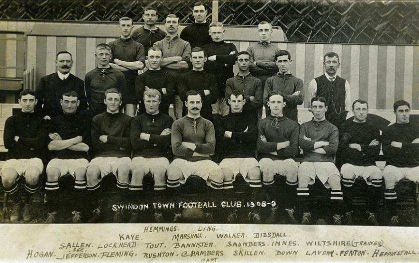 swindon-town-1908-1909-season