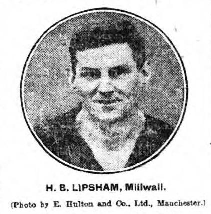 1910-bert-lipsham-millwall