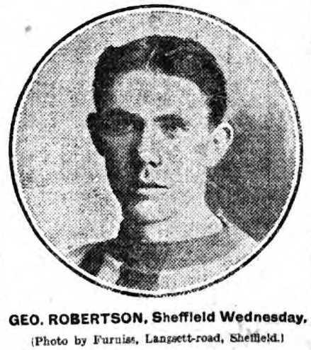 1910-george-robertson-sheffield-wednesday