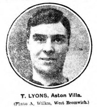 1910-tommy-lyons-aston-villa