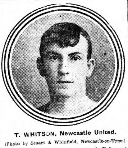 1910-tony-whitson-newcastle-united