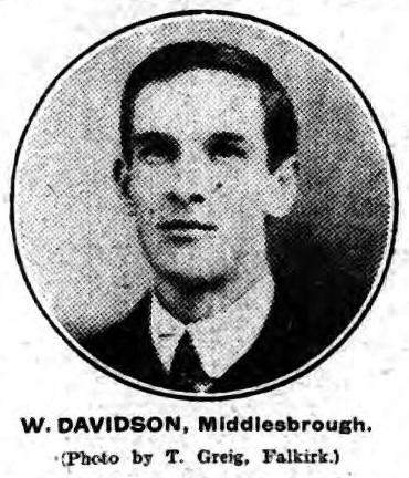 Season statistics: Middlesbrough F C  1910-11 –