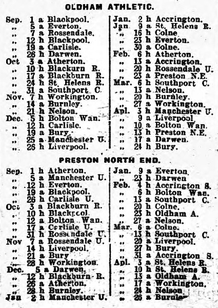 lancashire-combination-fixtures-1908-oldham-athletic-and-preston-north-end