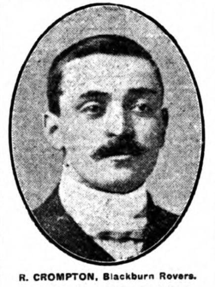 1903-bob-crompton-blackburn-rovers