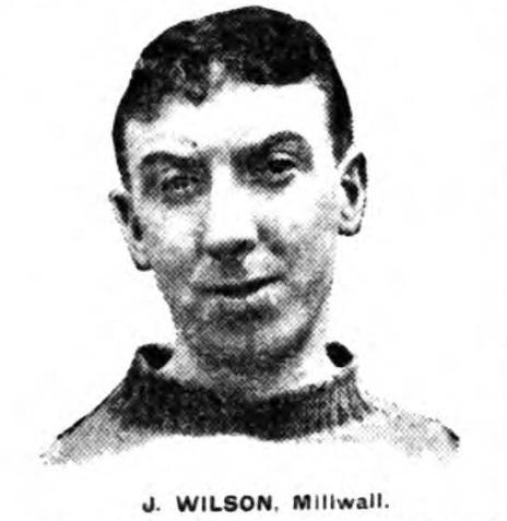 1913-joe-wilson-millwall-athletic