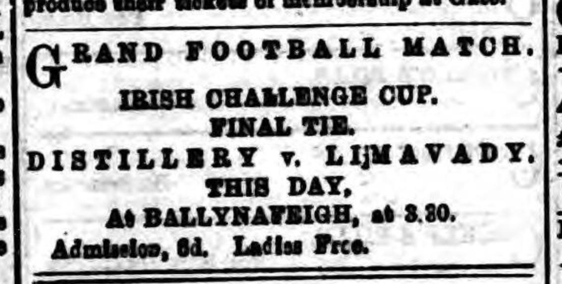 1886 FA Cup Final