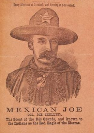 """Mexican Joe"""" and his troupe in Liverpool – """"Play Up, Liverpool"""""""