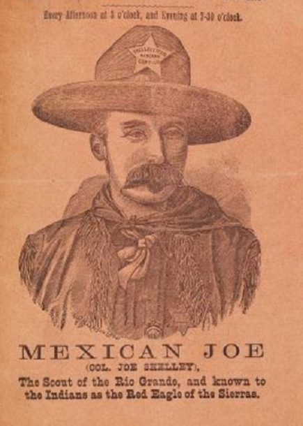 "Mexican Joe"" and his troupe in Liverpool – ""Play Up, Liverpool"""