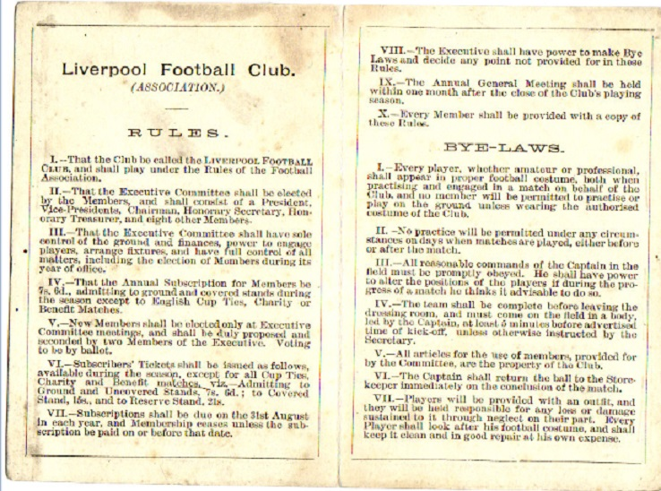 Liverpool rules 1892